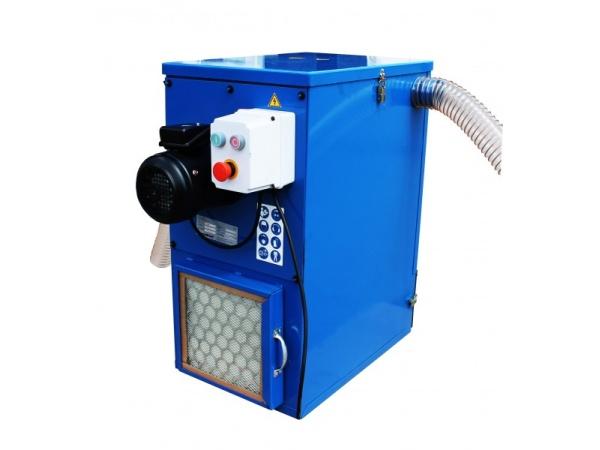 Odsávání pro pásové brusky na kov Metallkraft AS1400