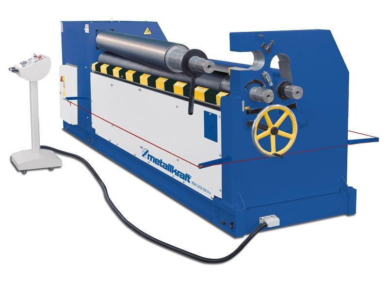 Elektrická zakružovačka plechu Metallkraft RBM2050-50E PRO