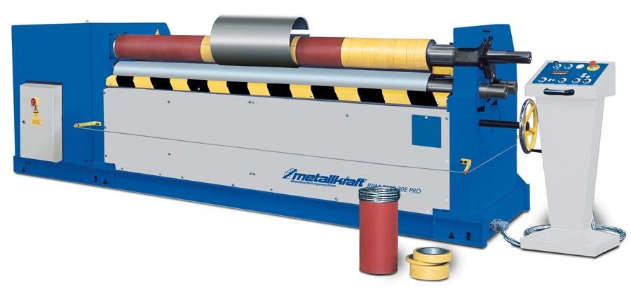 Elektrická zakružovačka plechu Metallkraft RBM2050-60E PRO