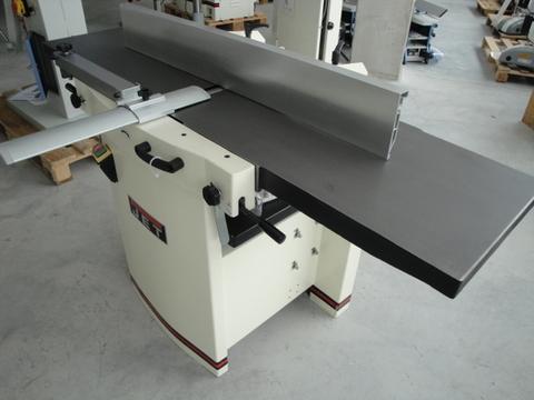 Srovnávací a tlouštkovací frézka JET JPT-410