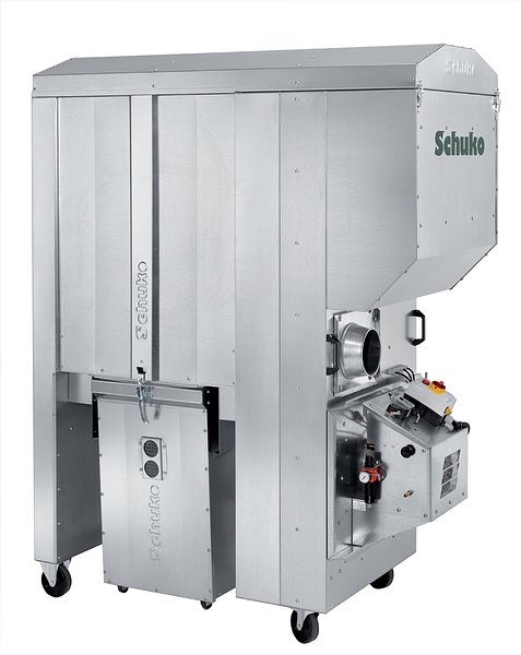 Odsávací zařízení, VACOMAT 140-160XP