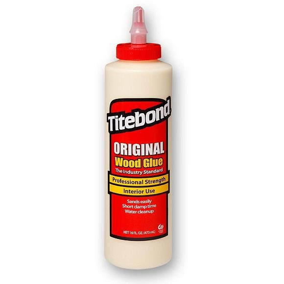 TITEBOND ORIGINAL D2 LEPIDLO NA DŘEVO 473ml
