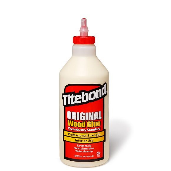 TITEBOND ORIGINAL D2 LEPIDLO NA DŘEVO 946ml