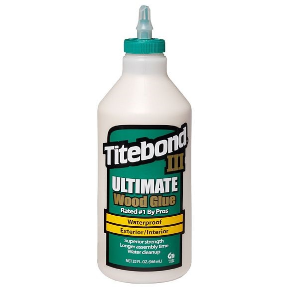 TITEBOND III ULTIMATE D4 LEPIDLO NA DŘEVO 946ml
