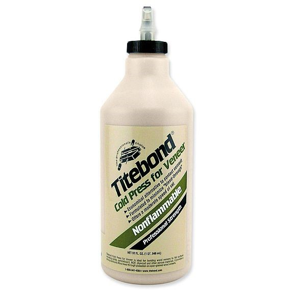 TITEBOND COLD PRESS VENEER LEPIDLO NA DŘEVO 946ml