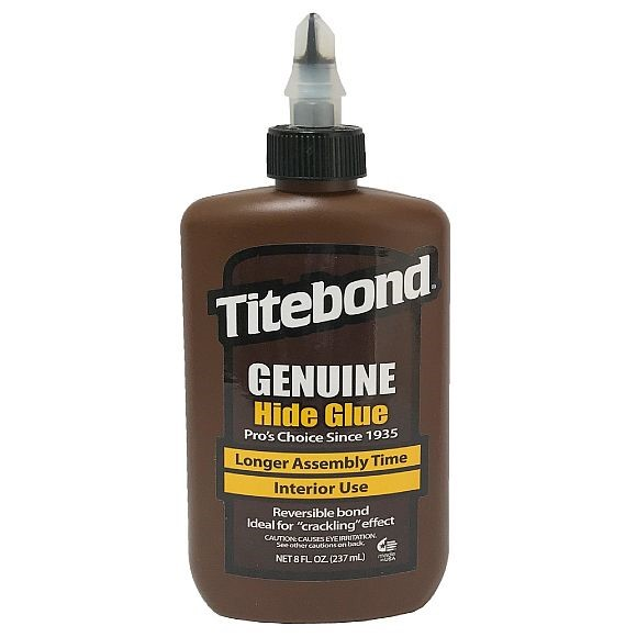 TITEBOND LIQUID HIDE KLIHOVÉ LEPIDLO NA DŘEVO 237ml