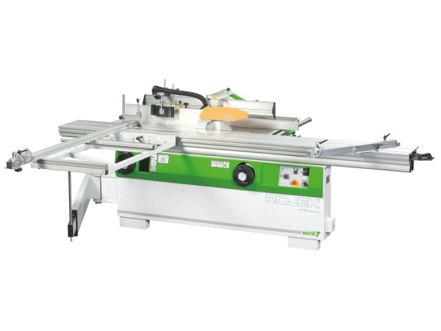 Pětioperační stroj Rojek KPSN300A 2m 3x3kW + 0,5kW