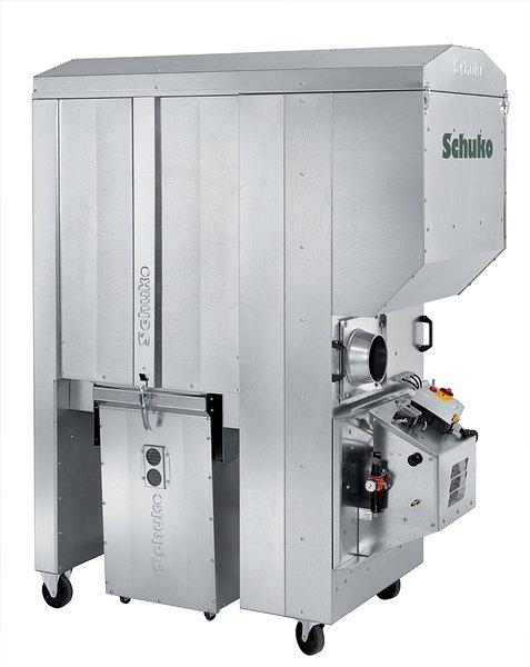 Odsávací zařízení - odprašovač VACOMAT 140/160-XPe