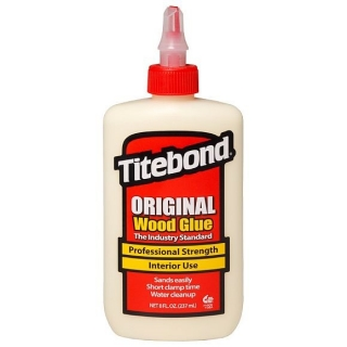 TITEBOND ORIGINAL D2 LEPIDLO NA DŘEVO 237ml