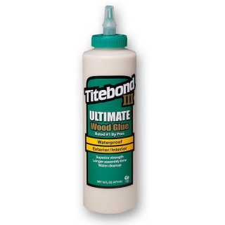 TITEBOND III ULTIMATE D4 LEPIDLO NA DŘEVO 473ml
