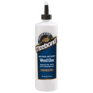 TITEBOND NO-RUN, NO-DRIP LEPIDLO NA DŘEVO 473ml